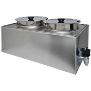 Bain-Marie Suppenstation