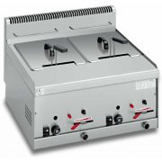 Gas-Fritteuse 13,2kW