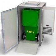 Konfiskatkühler 120 Liter